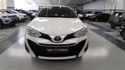 Toyota Yaris Xl Sedan 1.5 Cvt 2019