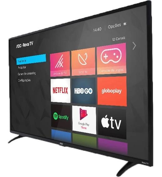 Smart Tv Aoc Roku Tv Led 32 32s5195/78 Com Wi-fi