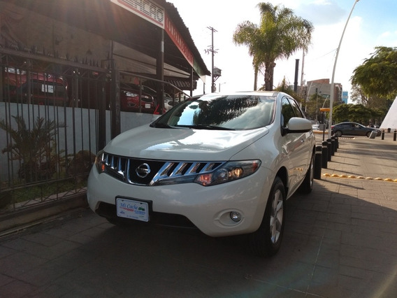 Nissan Murano S 2wd At Cvt 2009