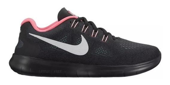 Zapatillas Nike Free Rn 2017 N Originales Mujer Running
