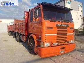 Scania Version 112 1983 Impecableeeeeeeeee Rappen