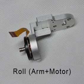 Braço Roll Com Motor Para Dji Phantom 3 Standard E Se