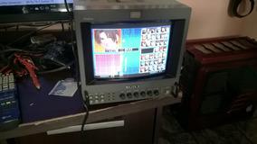 Monitor Profissional Trinitron Sony Pvm8041q 9
