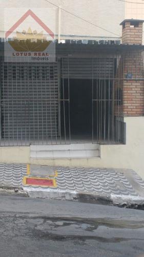 Ponto Comercial Para Alugar No Bairro Centro Em Guarulhos - - 889-2
