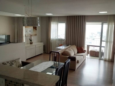 Apartamento Em Condomínio Padrão Para Venda No Bairro Centro, Sbc - 9099gigantte