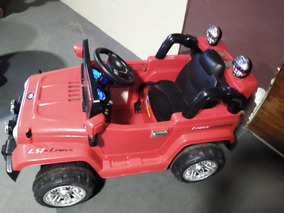 Jeep Cross Country Infantil