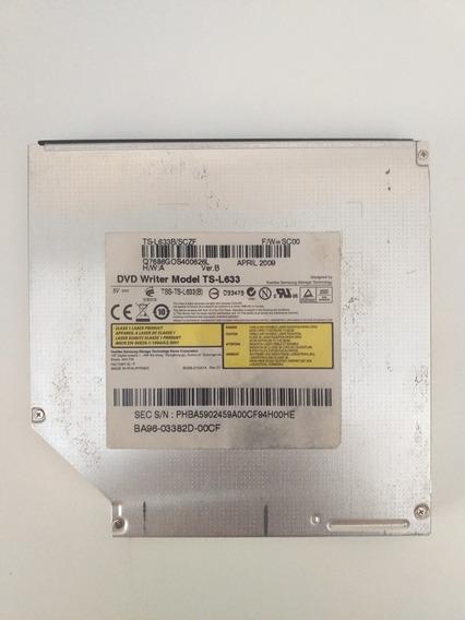Gravador De Dvd Sata Modelo Ts-l633b/sczf - Notebook