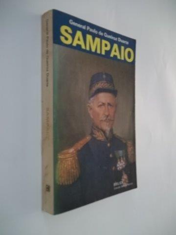* Sampaio - General Paulo De Queiroz Duarte - Livro