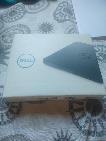Gravador Portatil Dvd E Cd Dell Dw316 Preto