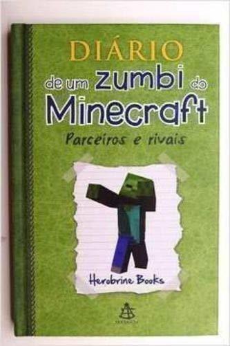Imagem 1 de 1 de Diario De Um Zumbi Do Minecraft Parceiros E Rivais
