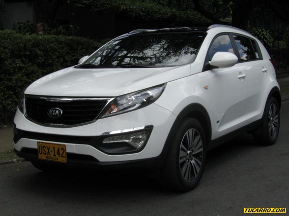 Kia New Sportage Revolution Summa 2000 Cc At