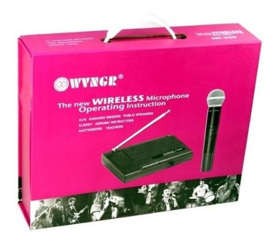 Promoção Microfone Sem Fio Profissional Sm200 Wireless Wvngr