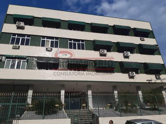 Apartamento Em Vista Alegre Com 2qtos, Planta Generosa. - Paap23375