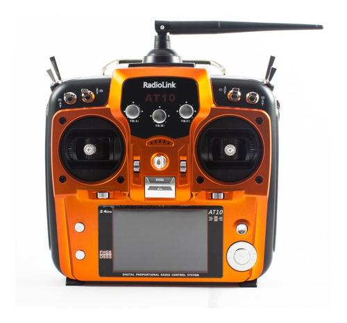 Radiolink At10ii 2-4ghz Receptor 12 Ch Con Prm-01 Y Prm-03