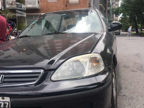 Honda Civic 1.6 Lx Vtec