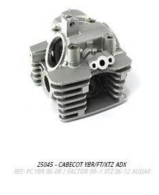 Cabecote Ybr - Factor - Xtz 125cc