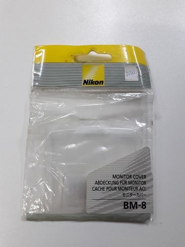Imagem 1 de 1 de Nikon Protetor Lcd Bm-8 Original  Para D300