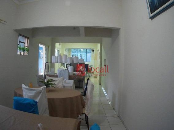 Casa Comercial À Venda, Conjunto Habitacional São Deocleciano, São José Do Rio Preto. - Ca1731