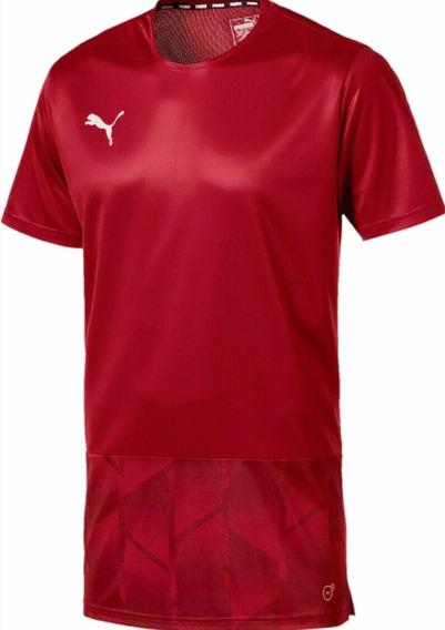 Playera Puma Dry Cell (talla 2xl) Futbol 100% Original Modelo 655559 02 Extra Grande