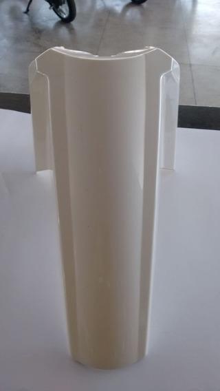 Paralama Branco Dianteiro Traxx Sky 125 E Sky 50