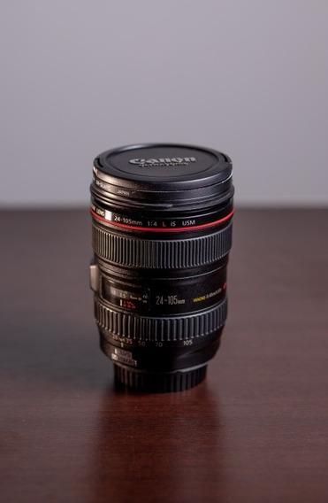 Lente Zoom Versátil24-105mm F/4l