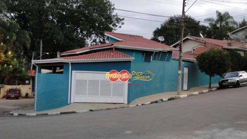 Imagem 1 de 30 de Casa - Jardim Santa Filomena - Ca4239