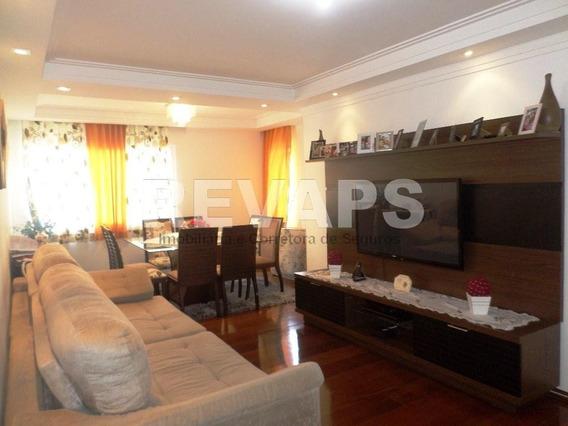 Apartamento Residencial À Venda, Parque Terra Nova, São Bernardo Do Campo - Ap3874. - Ap3874
