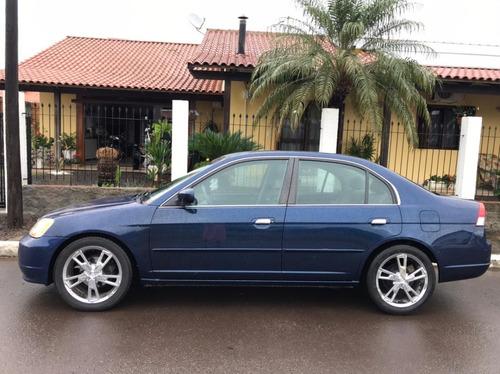 Carro Honda Civic Lx Ano 2003