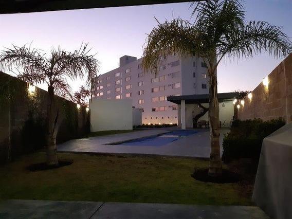 Departamento En Renta, El Refugio, Querétaro. Alberca $11,62