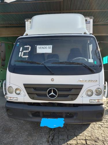 Mercedes-bens Accelo 815