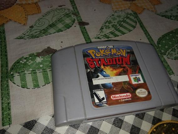 Pokémon Stadium Nintendo 64