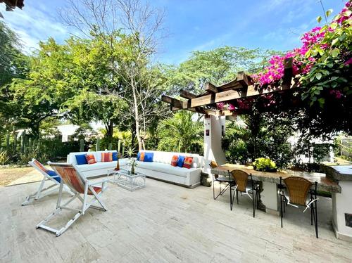 Imagen 1 de 14 de Alquila Casa Santa Marta Playa Y 2 Piscinas