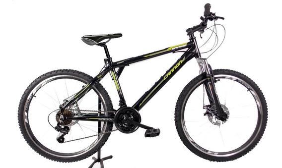 Bicicleta Cannon Savage Aro 26 Disco Kit 21v Shimano Yamada