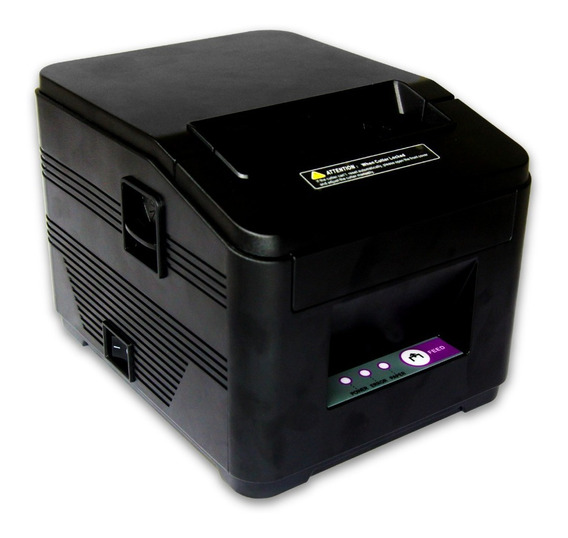 Impressora Térmica 80mm Não Fiscal Usb Guilhotinada