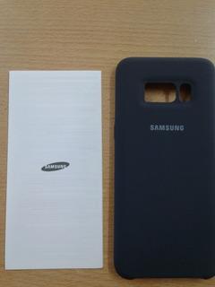 Funda Original Silicone Case Samsung Galaxy S8 Original