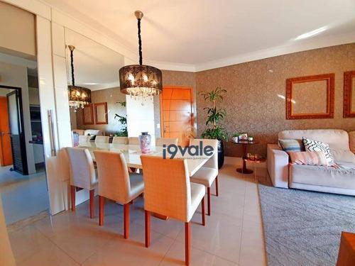 Apartamento À Venda, 118 M² Por R$ 850.000,00 - Jardim Esplanada - São José Dos Campos/sp - Ap2654