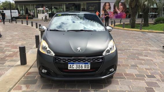 Peugeot 208 Gti Año 2018 Km 24743