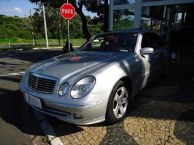 Mercedes-benz E350 3.5 Elegance Prata 2006