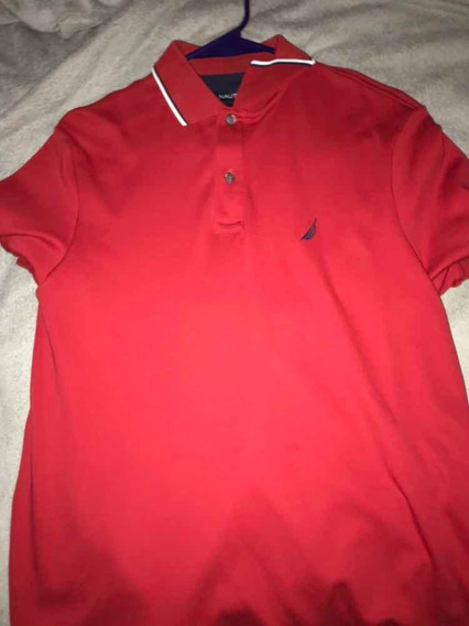 Playera Polo Náutica