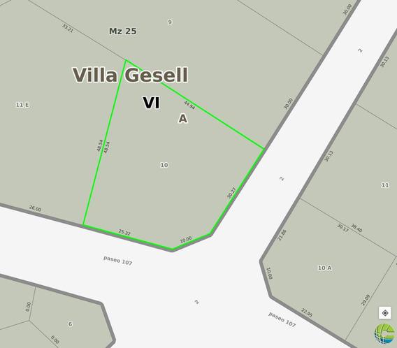 Estacionamiento Lote Multifamiliar Villa Gesell Venta