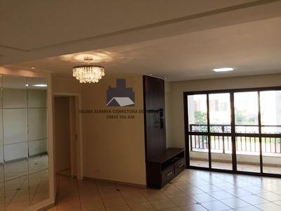Apartamento A Venda No Bairro Vila Imperial Em São José Do - 2018086-1
