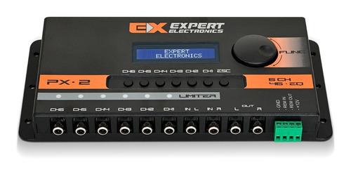 Imagem 1 de 5 de Processador Expert Px2 Limiter 6 Ch Px-2 Equalizador Banda