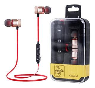 Fone De Ouvido Bluetooth Auricular Esportes Ótima Qualidade