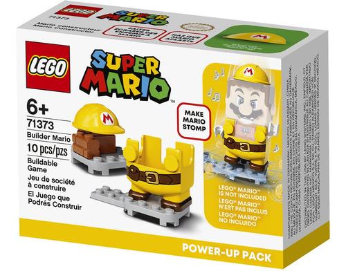 Lego Mario Pack: Mario Constructor Lego