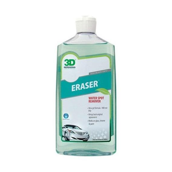 Eraser 3d -removedor De Marcas De Agua En Vidrios Y Pintura