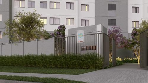 Imagem 1 de 20 de Compre Seu Apartamento Em Lançamento No Potiguara Com 43,34 M² | Jardim Leme, São Paulo | Sp - Apl584301v