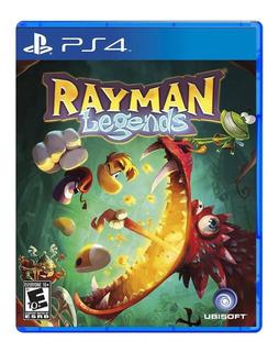 Rayman Legends Ps4 Nuevo Fisico Sellado Envio Gratis