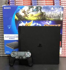 Playstation 4 Slim Sony 500gb Ps4 Original - Semi Novo