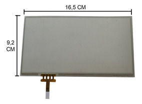 Tela Touch Dvd Pioneer Avh-278bt (csx1194-b)