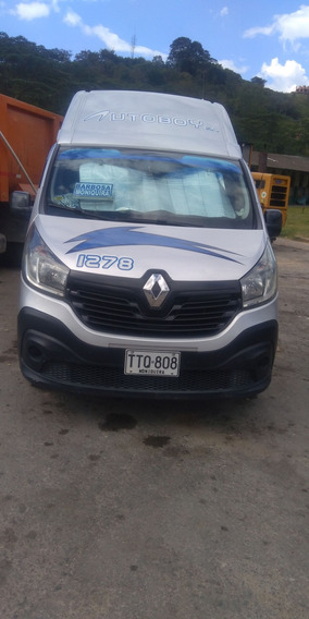 Microbus Renault Trafic Dci120